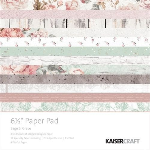 Sage and Grace Paper Pad