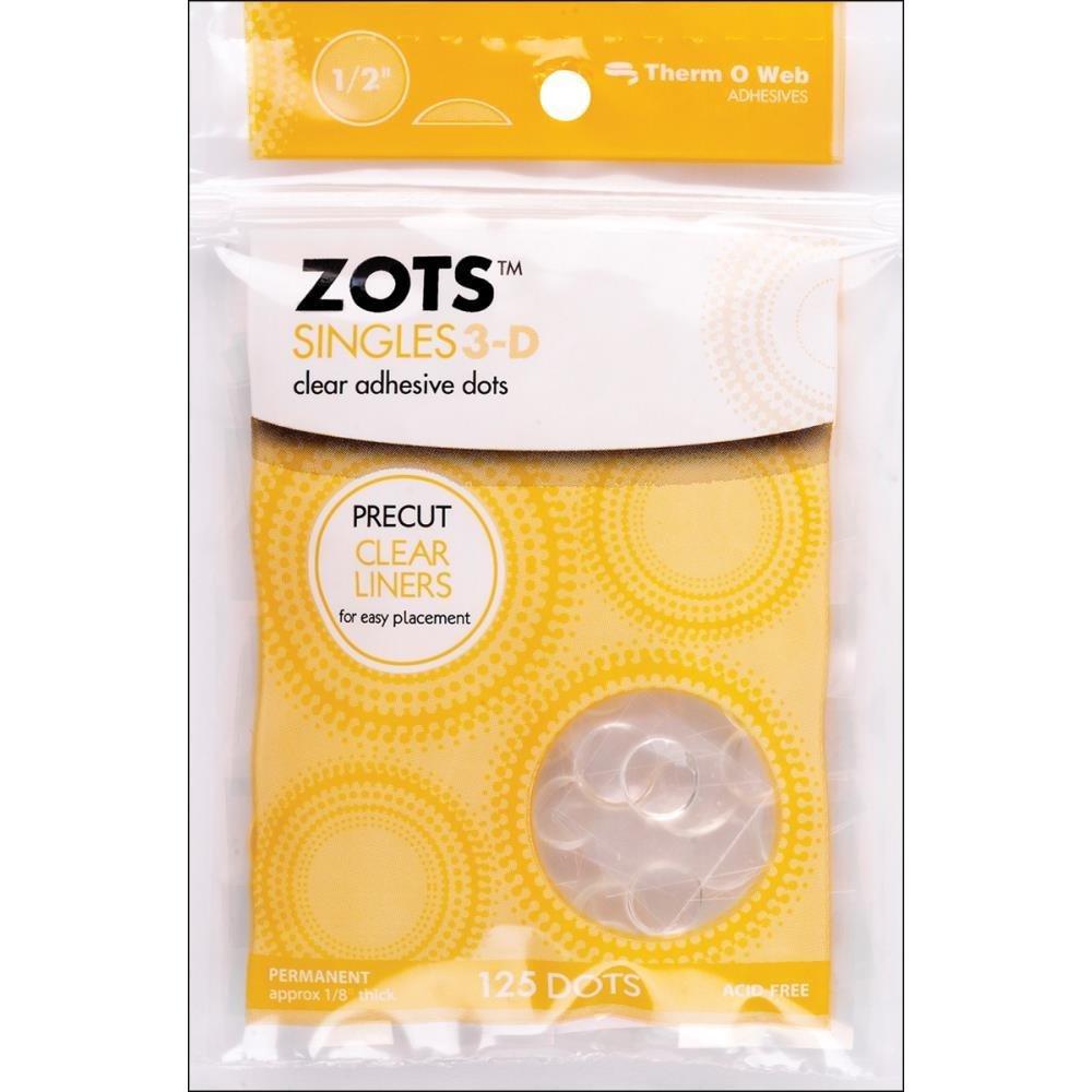 ZOTS Adhesive Dots - Click to Select