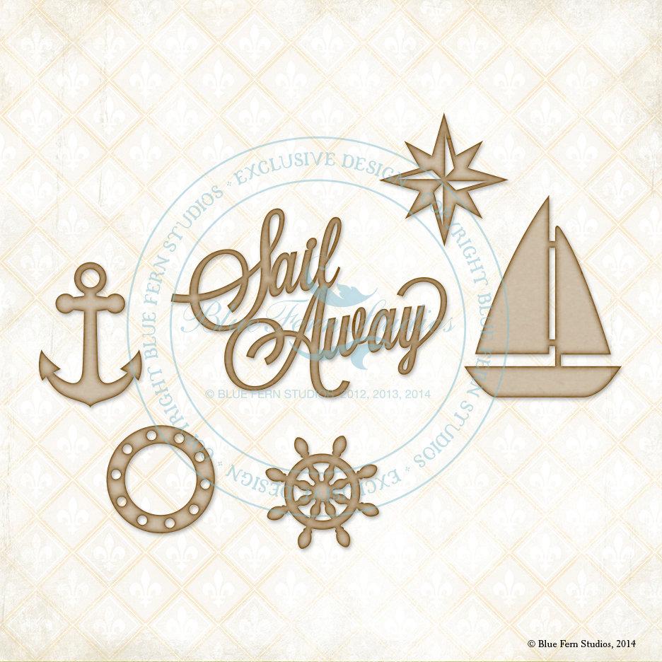 Seaside Cottage - Sail Away