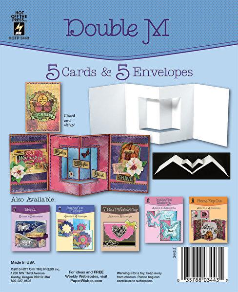 Double M Card Set