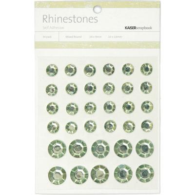 Kaisercraft Rhinestones ~ Mint