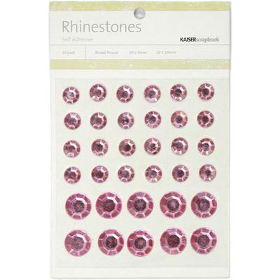 Kaisercraft Rhinestones ~ Soft Pink