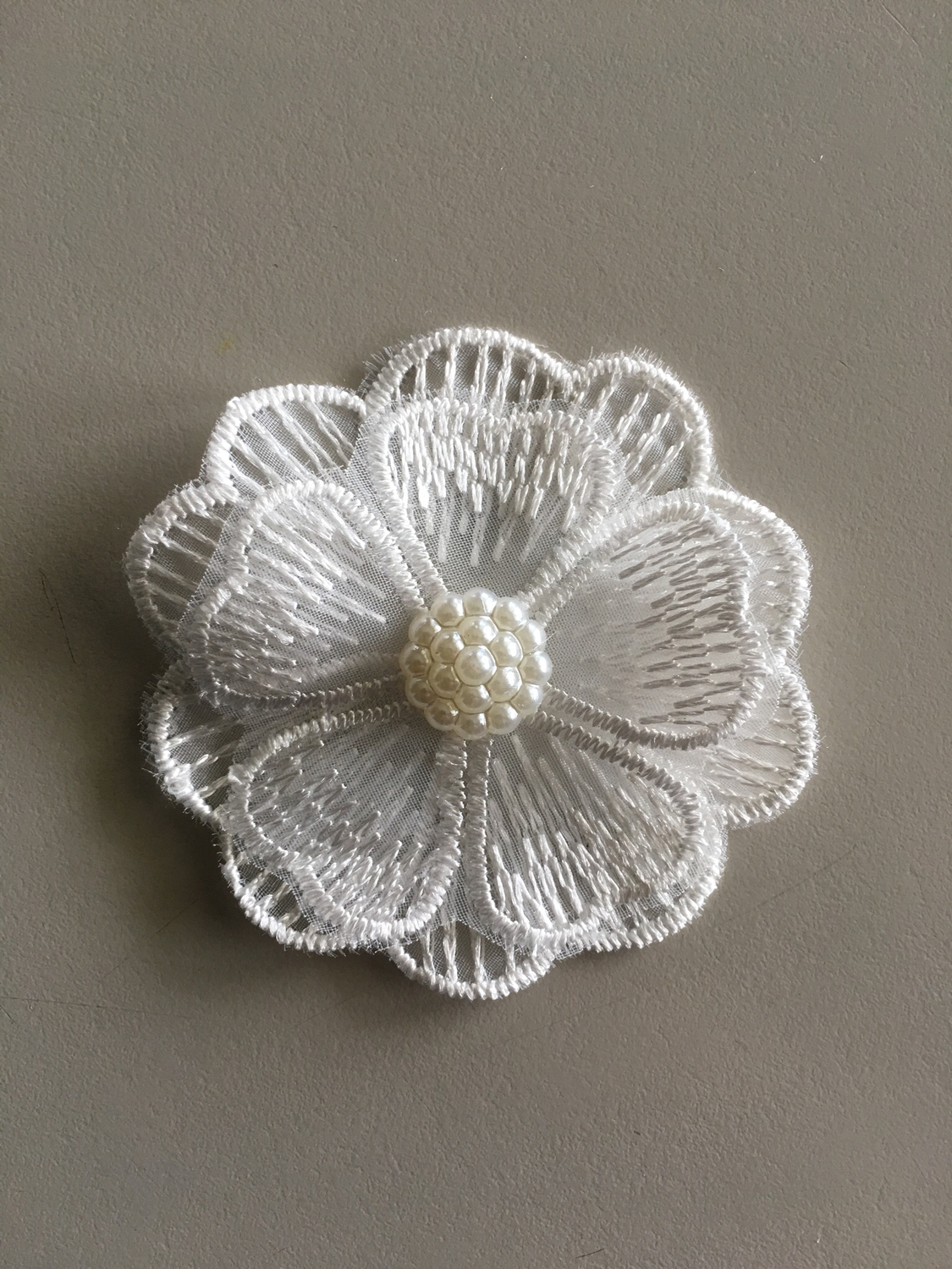 Pearl Lace Flower