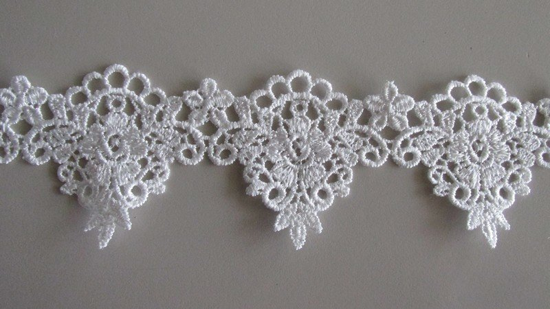 Looped Flower Lace
