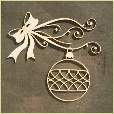 Bauble With Bow