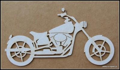 Harley chipboard