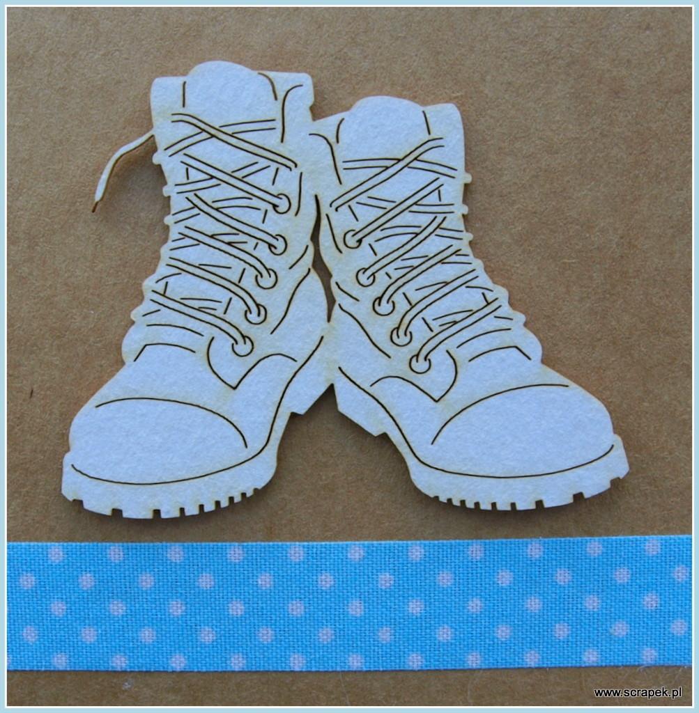 Work Boots chipboard