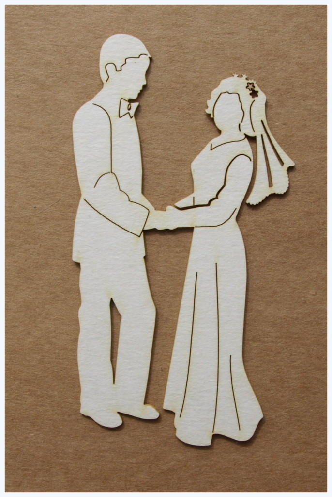 You & Me chipboard