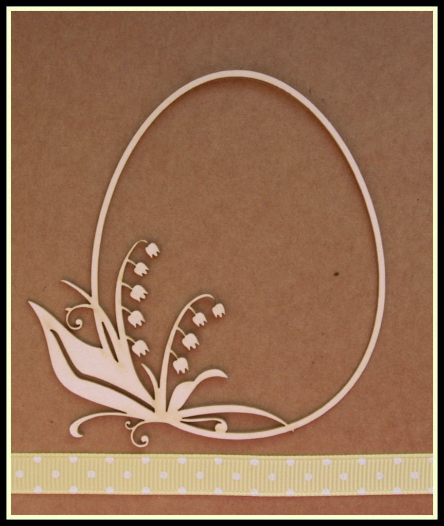 Lily of the Valley Egg