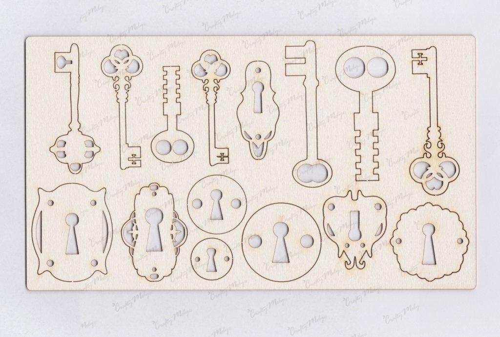 Keys & Keyholes