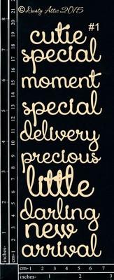 Baby Word Set #1