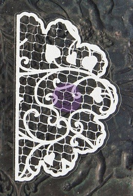 Prima Doily Lace Sticker 5