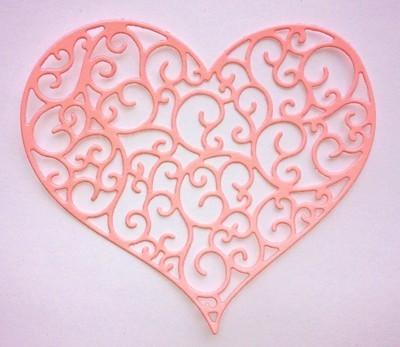 Filigree Heart