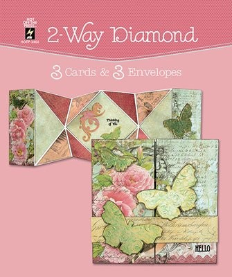 2 - Way Diamond Card Set