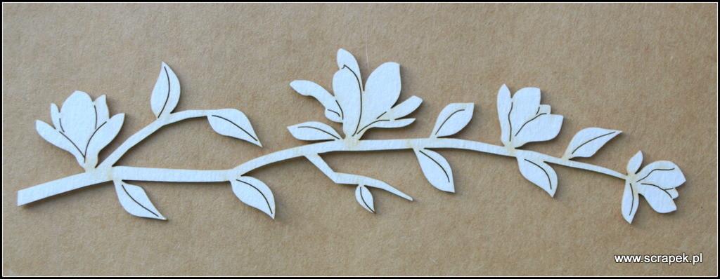 Sm Magnolia Twig
