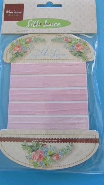 Silk - Sweet Pink