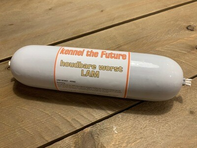 Houdbare worst 900 gram LAM