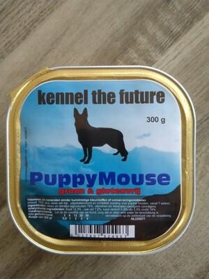 Paté puppy
