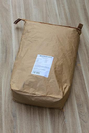 Zalm/rijst geperst 15 kg