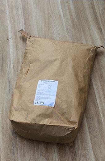 Lam/rijst geperst 15 kg