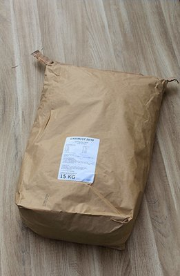 Lam-Rijst geperst 20/10 - 15kg