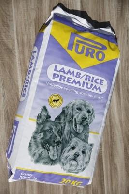 Lam/rijst Premium 26/14 20 kg