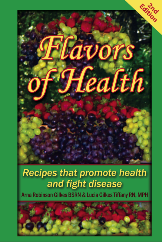 Flavors of Health - English digital