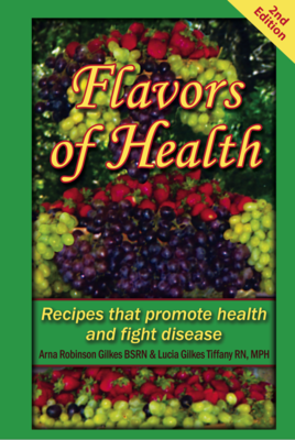 Flavors of Health - English digital