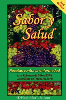 Sabor y Salud - (Spanish)