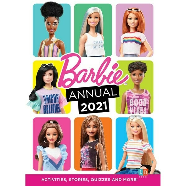 Barbie Annual 2021