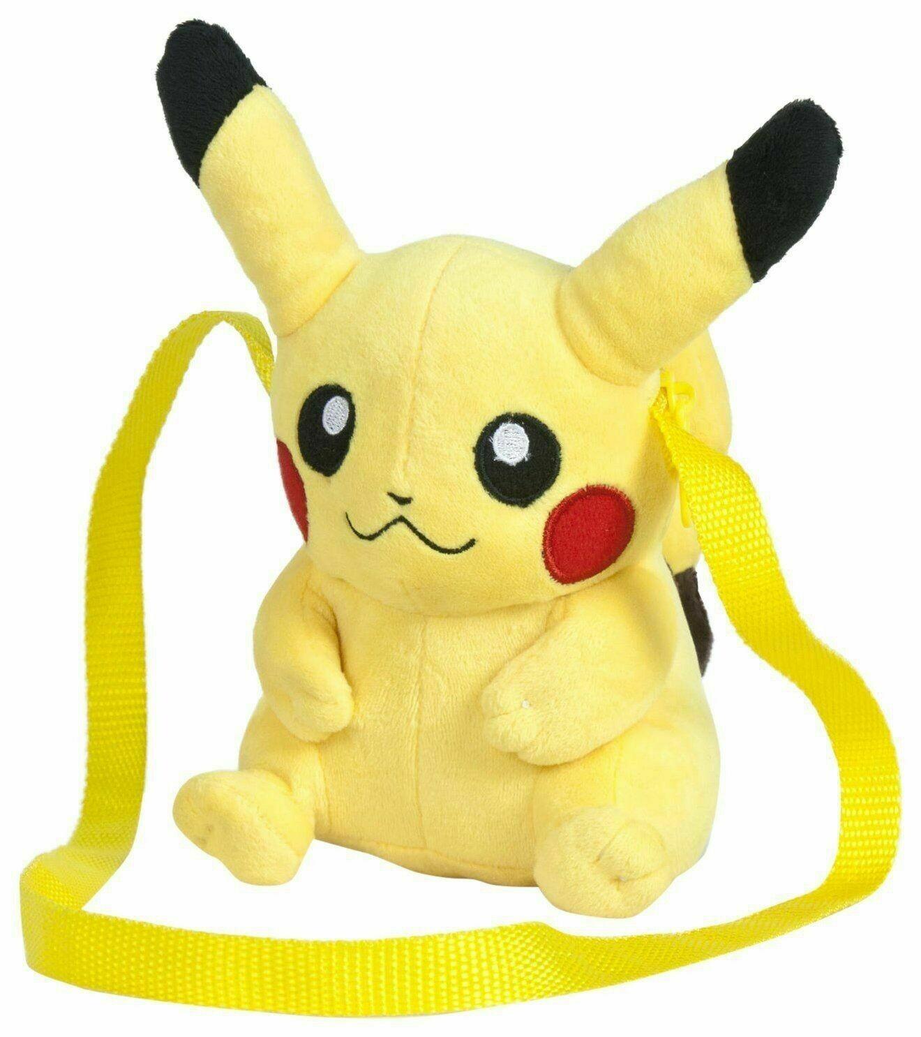 Pokemon 'Pikachu' 10 Inch School Cross Body Bag