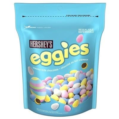 Hersheys - Eggies - Candy-Covered Eggs - 1.1kg
