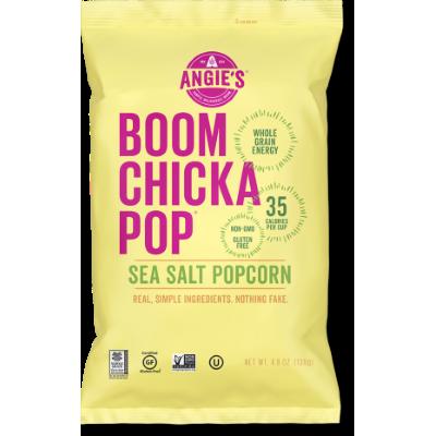 Angie's - Boom Chicka Pop - Sea Salt - 652g