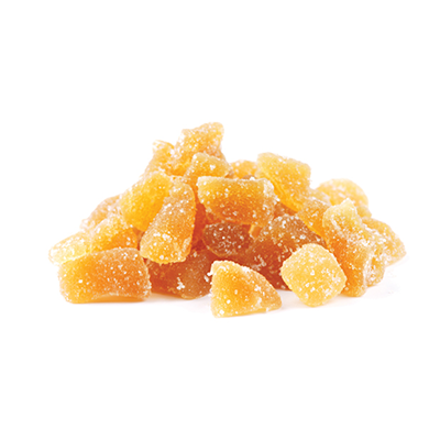 Tootsi - Ginger Chunks - Candied - 5Kg