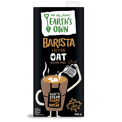 Earth's Own - Oat Milk - Barista Edition - 946mL