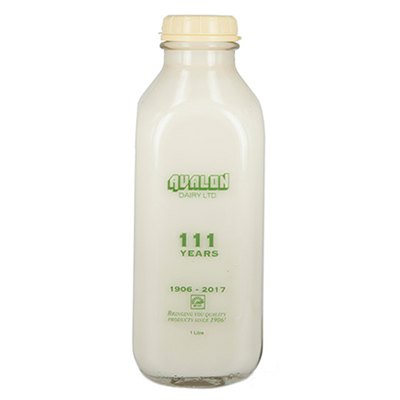 Avalon - Milk - Organic - Homogenized - 1L