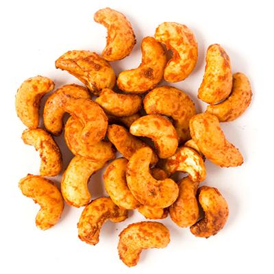 Laid Back Snacks - Trail Mix - Sriracha Cashews - 10x45g