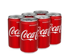Coca-Cola - Coke - Classic - 6x222mL
