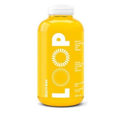 *NEW* - Loop - Cold Pressed Juice - Beach Bum - 6x355mL