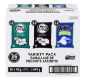 *NEW* - Frito Lay - Variety Pack - Potato Chips - 36x40g