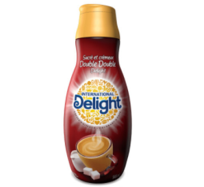International Delight - Coffee Creamer - Double Double - 946mL