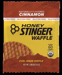 Honey Stinger - Organic Waffle - Cinnamon (Gluten Free) - 16x30g