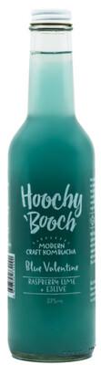 *NEW* - Hoochy Booch - Kombucha - Blue Valentine - 12x375mL