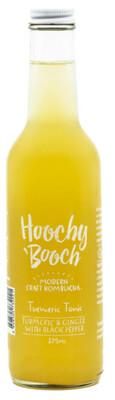 *NEW* - Hoochy Booch - Kombucha - Turmeric Tonic - 12x375mL