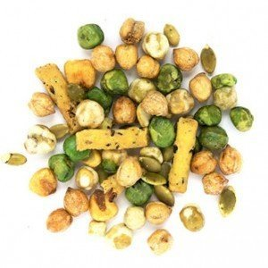 Laid Back Snacks - Trail Mix - Wasabi-Me - 10x45g