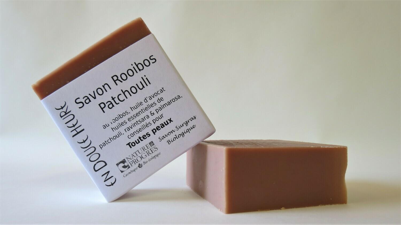 Savon ROOIBOS PATCHOULI - 100g