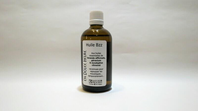 Huile BZZ - 100mL