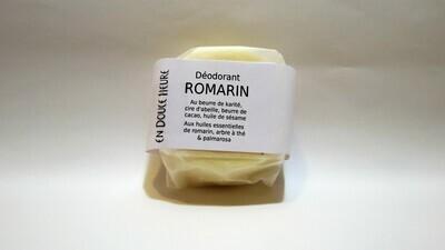 Déodorant ROMARIN - Sans Emballage - 50g