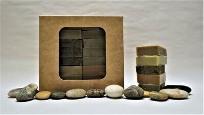 LES INVITÉS - lot de 15 savons 25g