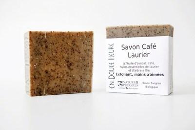 Savon CAFÉ LAURIER